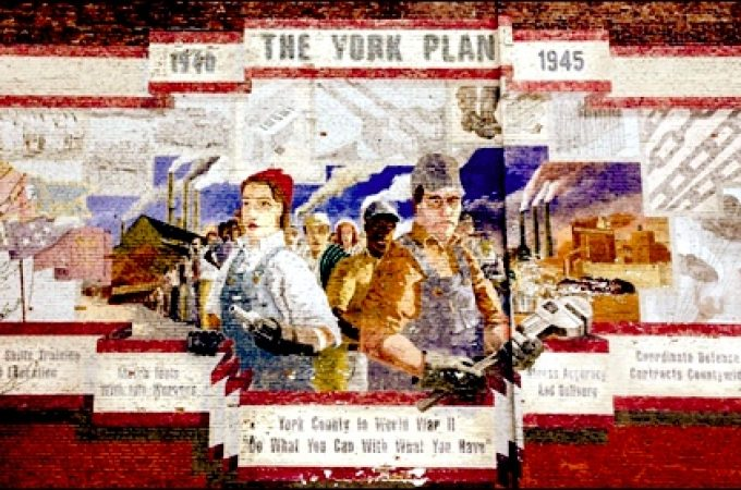 "Have you seen the 1942 ""York Plan"" movie?"