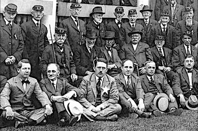 Civil War Veterans guests at York Motor Club