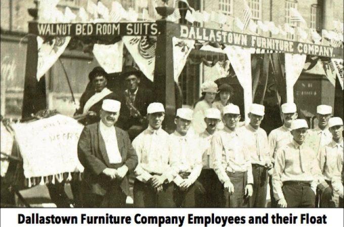 Dallastown Furniture float honors World War Veterans