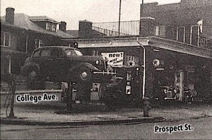 York Neighborhood hangouts during Great Depression