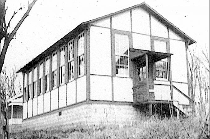 Asbestos One-Room Schoolhouses utilized in York County