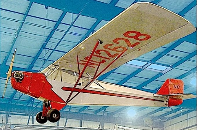 Rare York County airplane in Virginia museum