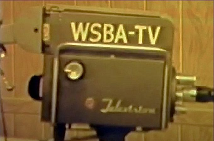 WSBA's race to become first UHF TV station
