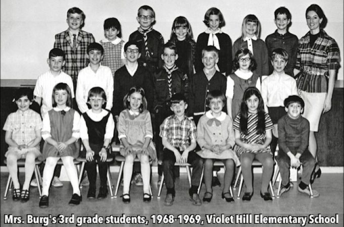 Recollections of Violet Hill Elementary School