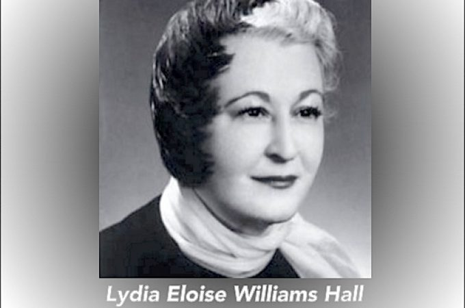 Lydia Hall an internationally known nurse who grew up in York County