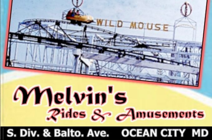 Melvin's Rides and Amusements in Ocean City