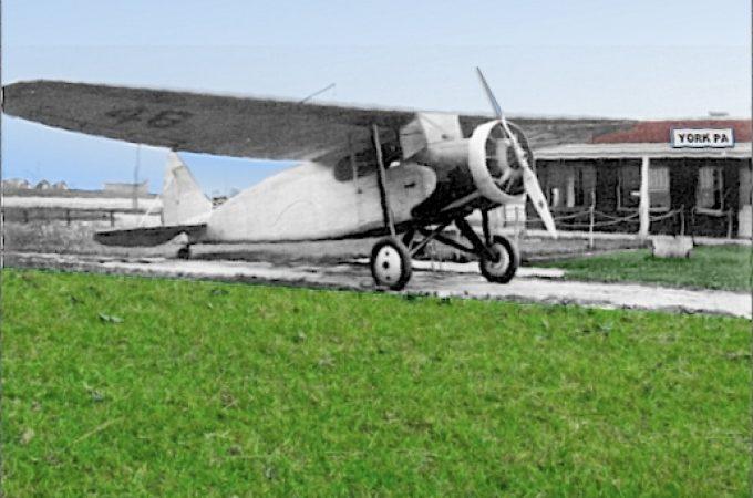 Stories of Aviation in Springettsbury