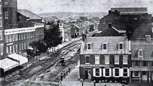 What is onion snow? It spelled pungent misery 150 years ago in York, Pa.
