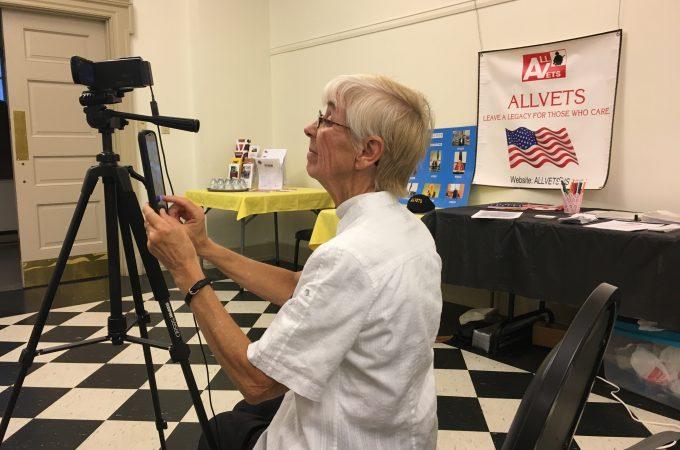 Linda Bean's husband, a Vietnam War veteran, passed away. She continued his dream, York County's ALLVETS
