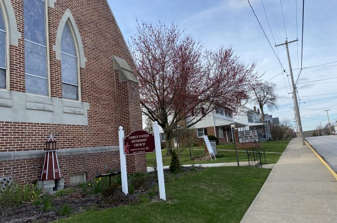 Why does York County have so many religious congregations?