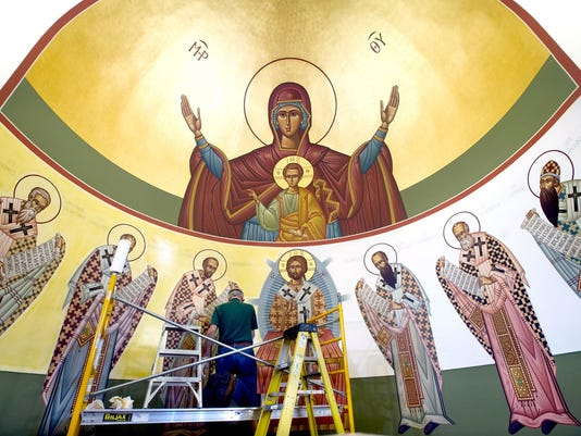 Orthodox Christians in York County: Offering people a place and a story here