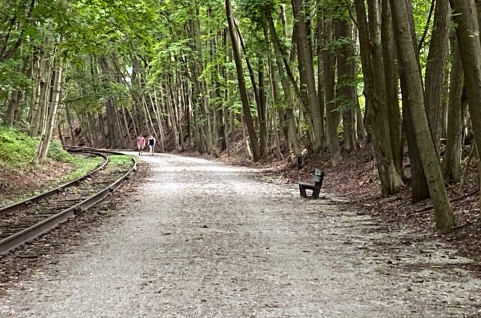 The rail trail in New Freedom: The Parks of York County series